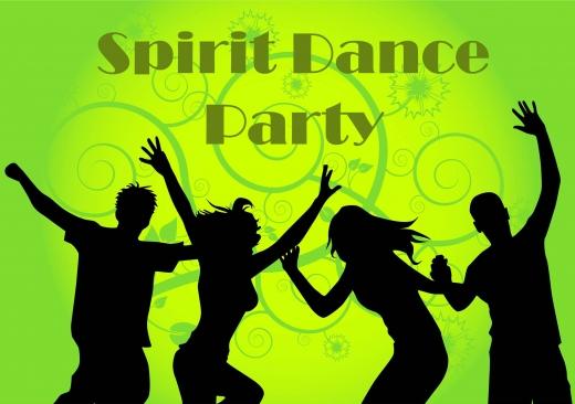 Spirit Dance zaterdag 27 februari