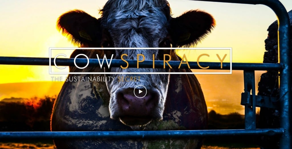 Cowspiracy documentaire in Haarlem in het Seinwezen