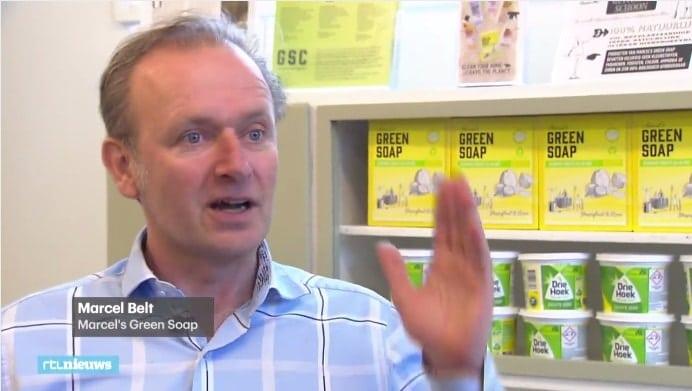 Marcel's Green Soap bij RTL Nieuws