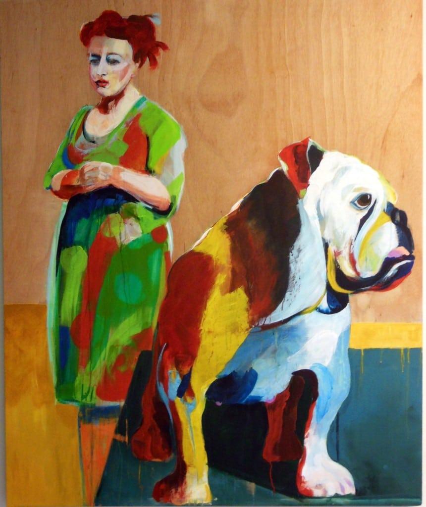 Expositie Marja ten Hoorn en Betty de Vries